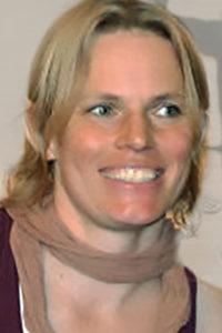Carolin Dallmeyer, Zirkuspädagogin der Tabita-Kirchengemeinde