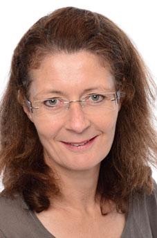 Kontakt Tabita-Kirchengemeinde, Sekretariat, Silke Grimbo