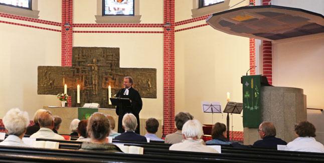Gottesdienst Tabita-Kirchengemeinde Hamburg Ottensen-Othmarschen